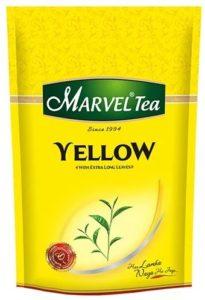 Marvel Tea Yellow