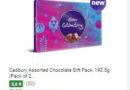 Cadbury Dairymilk Offer