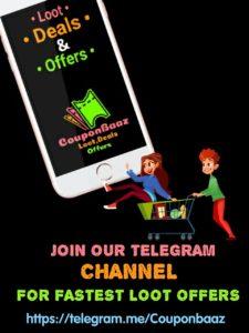 Loot Deals Telegram Channel