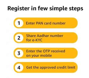 Register In Few Simple Steps